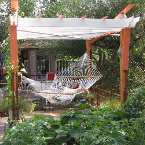 hammock in backyard 33 hammock ideas adding cozy accents to outdoor home