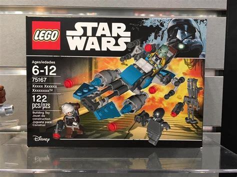 Lego Calendar Bootleg lego wars 2017 summer sets revealed culture