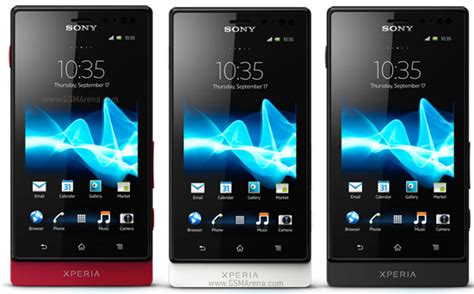 Hp Sony Xperia Go sony xperia sola pictures official photos