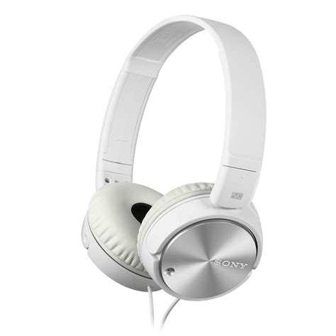 Headset Sony 110 By Ayumi sony headphones mdr zx110na noise cancelling stereo