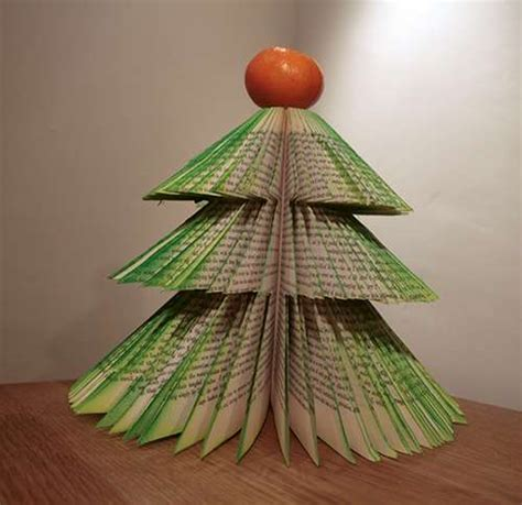 How Many Trees Does It Take To Make Paper - 12 trees made out of books the sue