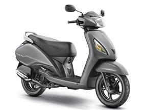 Brake System In Scooty Tvs Jupiter To Get Fuel Injection And Disc Brake Zigwheels