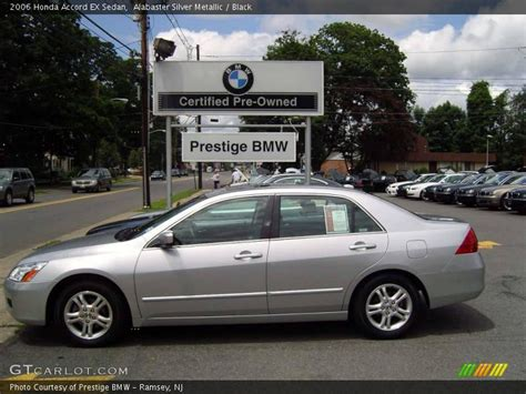 2006 honda accord ex sedan in alabaster silver metallic photo no 12147931 gtcarlot