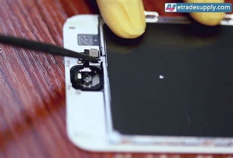 apple iphone   lcd  digitizer assembly  frame
