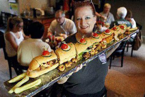 food tasting challenge restaurant creates 40 vs food challenges daily