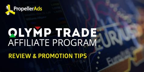 tutorial olymp trade how to promote financial offers olymp trade affiliate