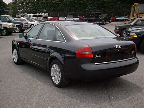 Audi A6 98 by 1998 Audi A6 Information And Photos Momentcar