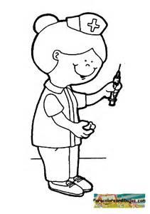 dibujos infantiles enfermeras imagui
