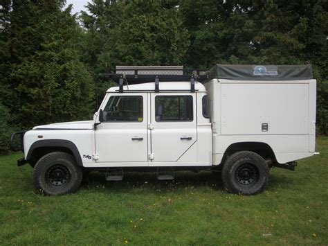 land rover 130 2002 land rover defender 130 pictures information and