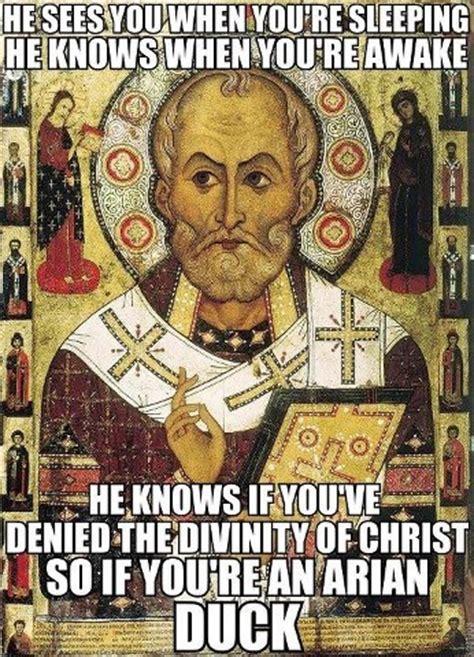 St Nicholas Meme - happy saint nicholas day part three fatherwatson