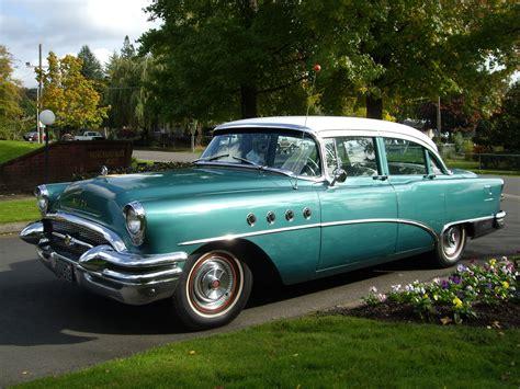 buick roadmaster 1955 resa med bil