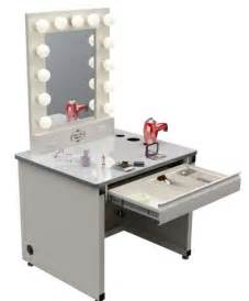 Makeup Vanity Mirror Desk Turn A Desk Into A Makeup Vanity Images