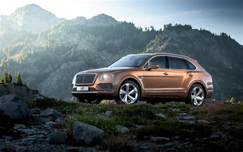 bentley bentayga wallpaper 2016 bentley bentayga wallpaper hd car wallpapers id 5734