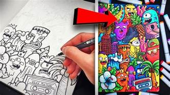 how to create doodle for real time doodle draw with vexx