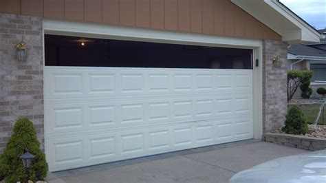 Garage Door Doesn T Open All The Way by Steel Garage Doors Steel Garage Door Install Repair