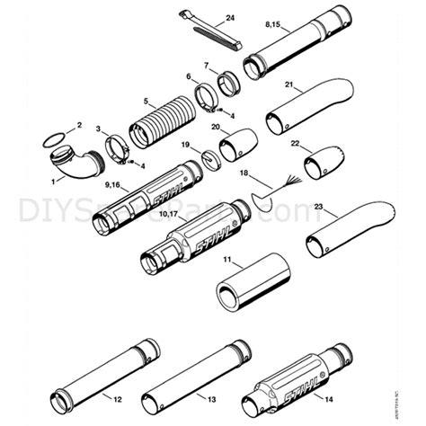 stihl br 600 parts diagram stihl br 600 backpack blower br 600 parts diagram