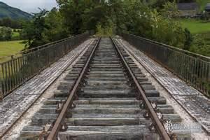 pont de ligne de chemin de fer abandonn 233 sur la ligne pau