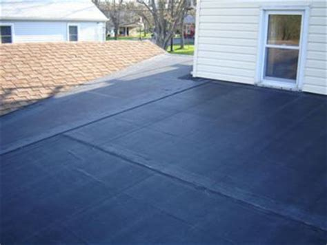 flat roof repair for mobile homes
