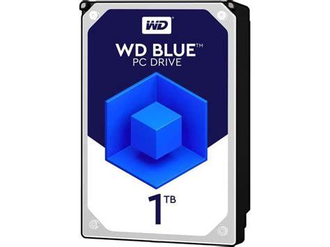 Hardisk Wd Blue 1tb western digital wd blue drive 1tb wd10ezex 7200 rpm 64mb cache sata 6 0gb s 3 5 quot