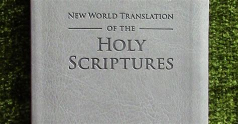 jw watchtower library 2013 new world translation bible defend jehovah s witnesses addressing the charge that the