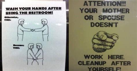 Bathroom Etiquette Signs Office Courtesy Signs Office Etiquette Signs Bathroom Sign For Household Vintage Bathroom