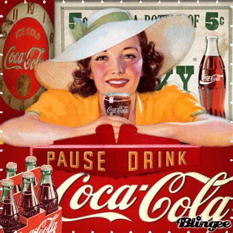 imagenes retro coca cola imagem de vintage coca cola 124976177 blingee com