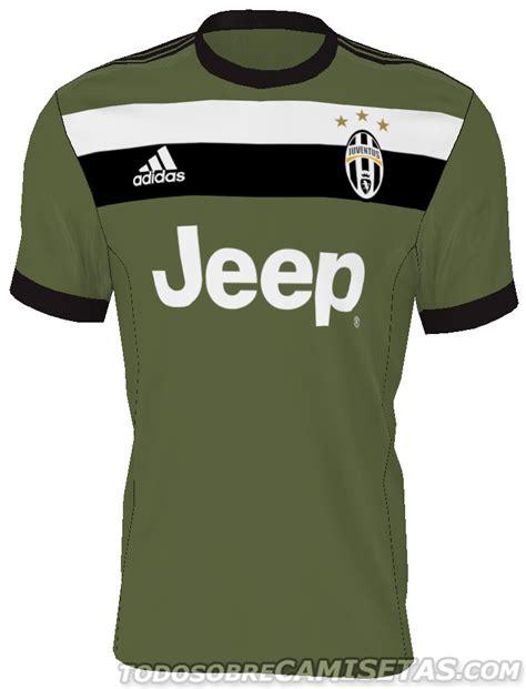 Juve 3rd by Juventus 2017 18 Adidas Third Kit Leaked Todo Sobre