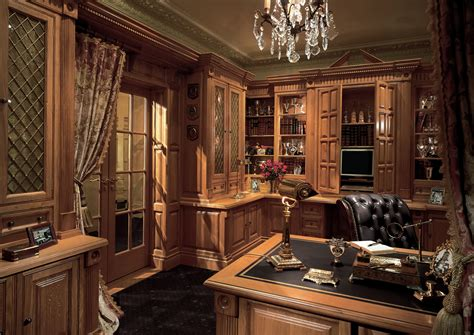 posh home decor a luxury home office with oak design modern home designs