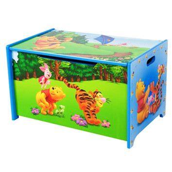 winnie the pooh box with storage bins wow