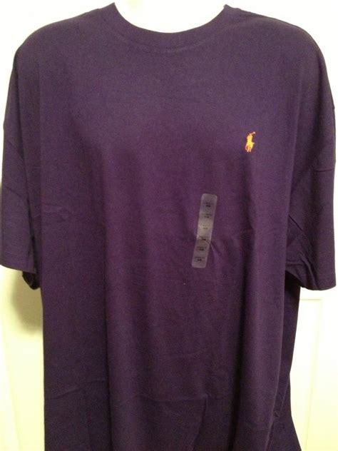 Lyle And Polo Shirt 3xl 4xl new polo ralph big and classic t shirt 3xl 4xl