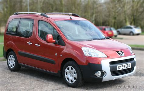 tepee peugeot peugeot partner teepee outdoor hdi 110 review road test