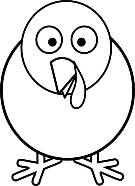 round turkey clip art clip art at clker com vector clip