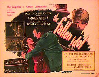 fallen idol film review the fallen idol 1948 posteritati movie poster gallery