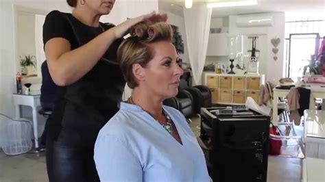 chyka new hairdo my night time hair tutorial youtube