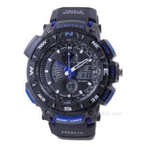Best Seller Jam Tangan Rolex Kulit Hitam Plat Hitam Hph 1 harga sarap jam tangan digitec energia dg 2044t hitam biru