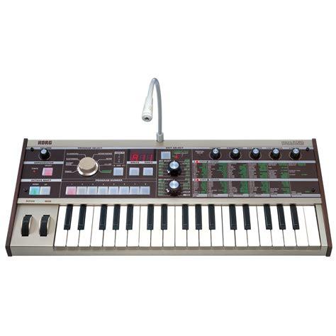 Keyboard Korg Micro The Best Midi Controller Korg Microkorg 37 Key Analog Modeling Synthesizer Review