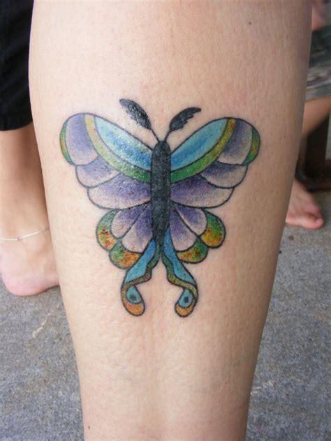 Old School Butterfly Tattoo School Butterfly Tattoos