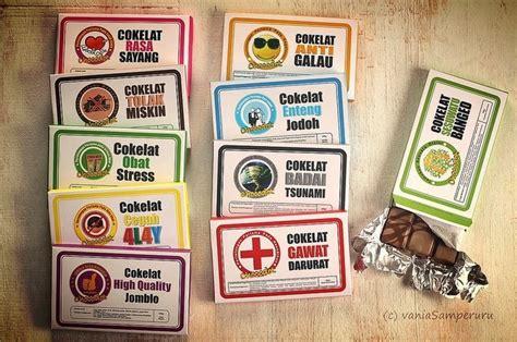 Chocodot Cokelat Anti Galau inilah 6 brand cokelat lokal khas indonesia