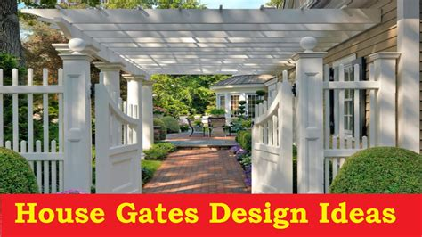 Home Gate Design Philippines House Gate Designs Ideas