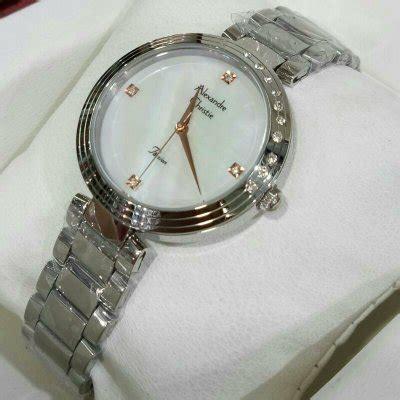 Alexandre Christie 2621 Gold jual jam tangan alexandre christie wanita silver tosca ac