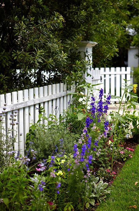 garden picket fence ideas 25 best picket fence garden ideas on define