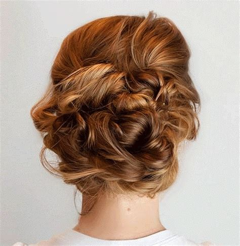 Homecoming Hairstyles For Hair Updo by 18 Homecoming Updos