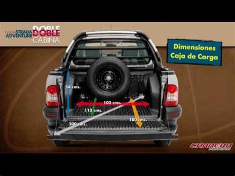 fiat strada adventure doble cabina youtube