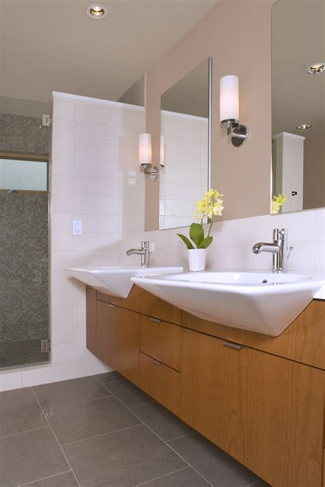 Handicap Bathroom Sinks Bathroom Contemporary With Modern Bathroom Hardware