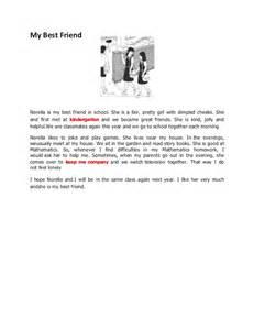 contoh karangan bahasa inggris