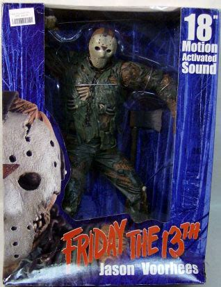 quot out of stock quot neca 18 quot jason voorhees friday the 13th mint in box toys and collectables