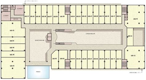 shopping center floor plan retail malls space for sale in gurgaon bestech city