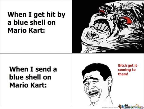 Mario Kart Blue Shell Meme - blue shell memes best collection of funny blue shell pictures