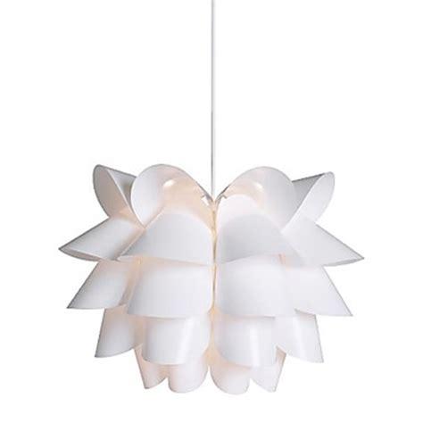 Lotus Ceiling Light by 40w Comtemporary White Pendant Light Lotus Designed 1