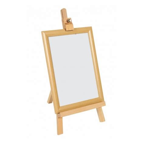 table top sign holder table top easel mini easel small wooden easel small